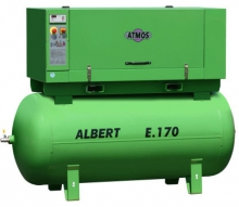 Винтовой компрессор Atmos Albert E 170 Pr