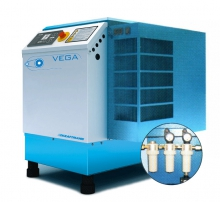 Винтовой компрессор Kraftmann VEGA 30 O (10 бар)